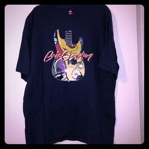 Eric Clapton 2010 Tour Shirt